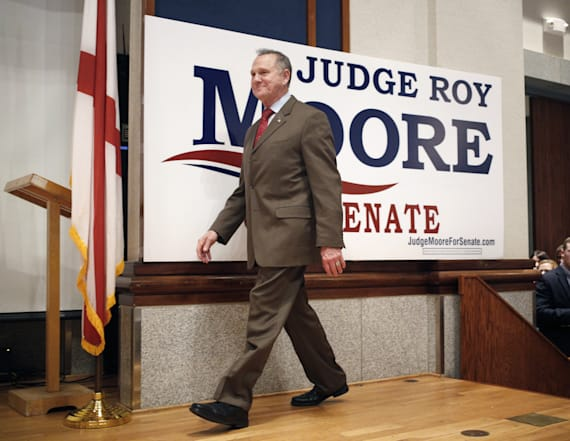 Allegations doomed Roy Moore, exit poll shows