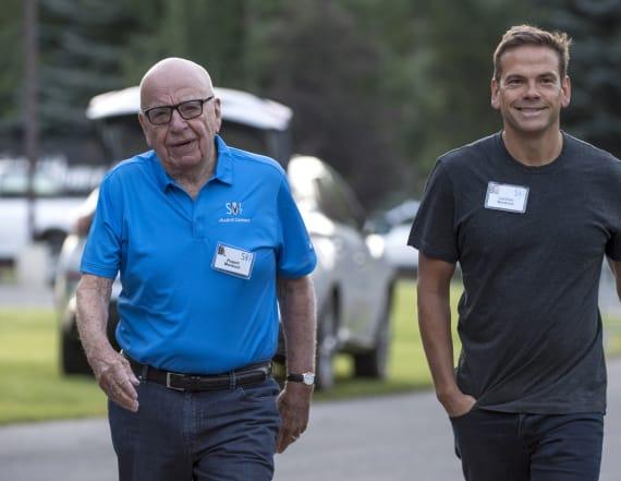 Rupert Murdoch's son named Fox CEO