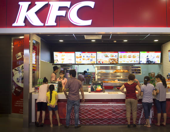 KFC's new menu item to compete with two major chains