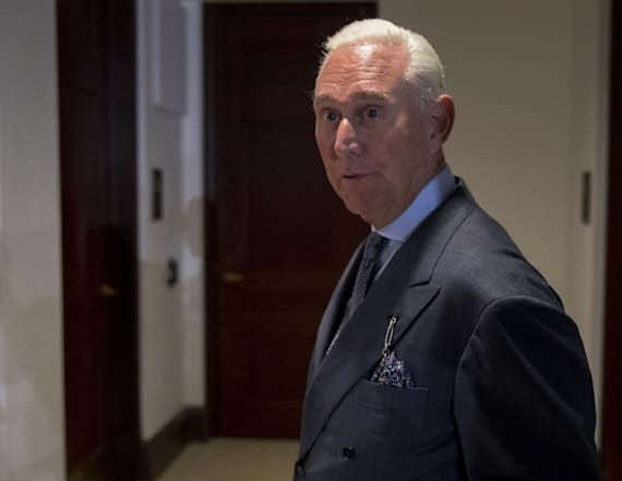 Stone 'prepared' to be indicted in Russia probe