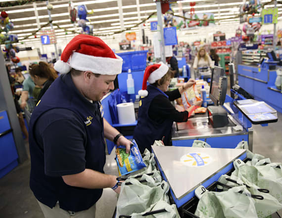 Walmart proves there's no recession looming