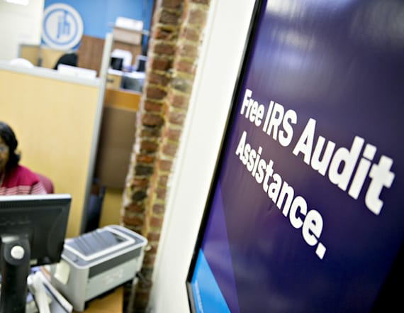 What increases your chances of being audited