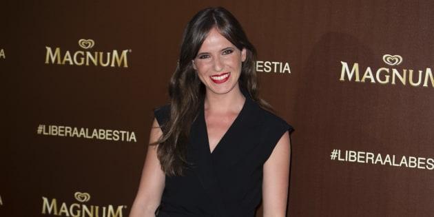 La periodista Carmen Corazzini.