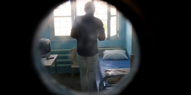 Pourquoi il est très difficile d'avoir une vie privée en prison.