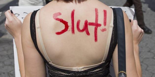 'Slut shaming' is unacceptable. But should it even be a term?