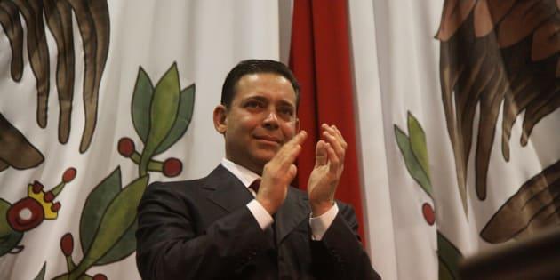 Trasladan a penal de Ciudad Victoria a Eugenio Hernández