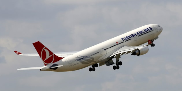 Un avion de Turkish Airlines atterrit en urgence à cause d'un réseau wifi