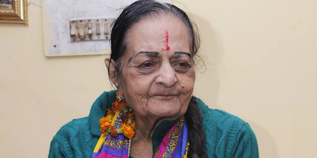 File photo of veteran dancer and former English lecturer Tara Balgopal.