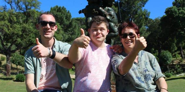 Je suis séropositive, un de mes fils est trisomique, et 2018 est l'année de notre tour du monde car tout est possible!