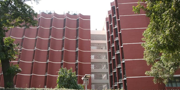 Headquarter of Election Commission of India, New Delhi.