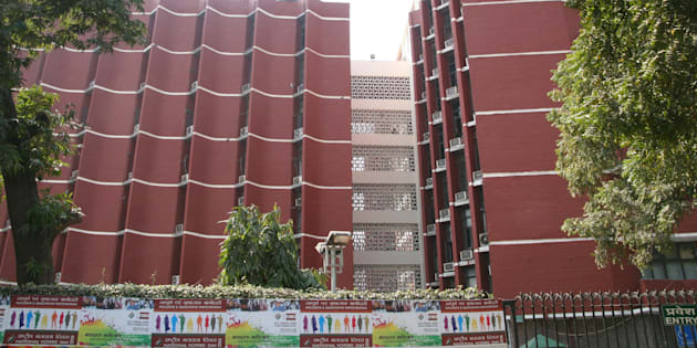 Headquarter of Election Commission of India is located on Ashoka Road New Delhi