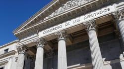 El Parlamento español vacío mientras Europa debate sobre
