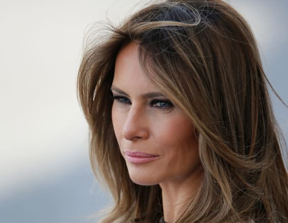 Melania Trump slammed after anti-bullying speech