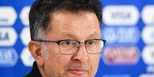Juan Carlos Osorio ofreció una conferencia de prensa previa al partido de la Selección Mexicana frente a Suecia.