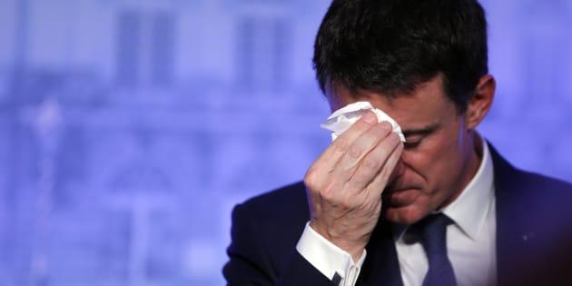 Le Premier ministre Manuel Valls le 2 décembre 2016.