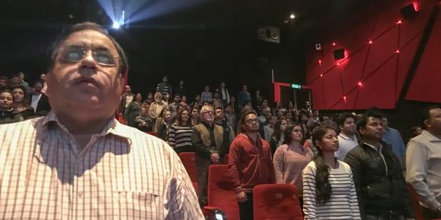 Govt's U-Turn on National Anthem in Theatres