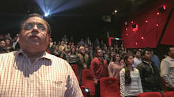 No One Is Obliged To Stand Up When The National Anthem Is Played As Part Of A Film, Clarifies