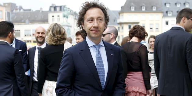 """Stéphane Bern présente l'émission """"Secrets d'histoire"""" sur France 2"""