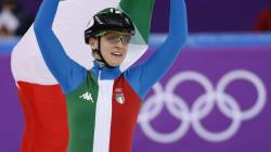 Arianna Fontana non tradisce, con l'oro di Pyeongchang va a medaglia per la quarta olimpiade