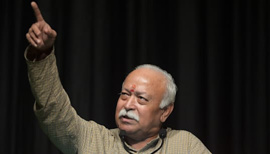 Day 1: Mohan Bhagwat Wanted To Defend RSS, But Went On To Glorify