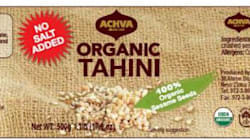 8 Tahini Products Recalled Over Possible