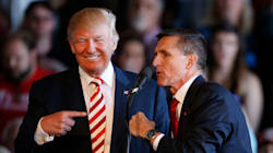 Donald Trump Says Michael Flynn's Scandal Is Less Important Than Who Leaked