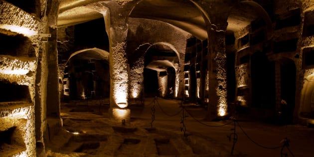 Basilica Mayor - Catacombe di San Gennaro