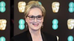 Meryl Streep responde a Trump tras llamarla 'actriz