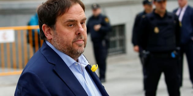Élections régionales Catalogne: Oriol Junqueras fera sa campagne depuis la prison.
