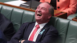 Barnaby Joyce Has Been Sledging A Trendy Sydney Suburb For 2 Weeks And It's Getting Kinda