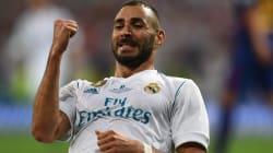 L'enchaînement magnifique de Benzema avant de marquer en Super Coupe