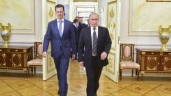 La guerre russe en Syrie change l'ordre du monde et le visage du XXIe
