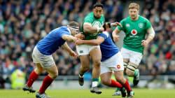 Le XV de France battu (26-14) par l'Irlande dans le Tournoi des 6