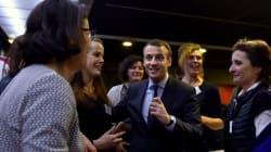 Emmanuel Macron, le candidat qui va faire entrer la parité en politique dans la