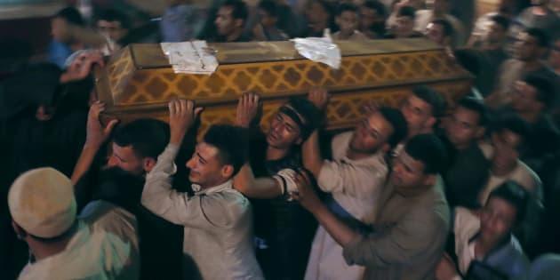 Daech revendique l'attentat contre des chrétiens coptes en Égypte