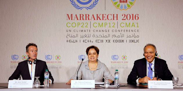 World Climate Change Conference 2016 (COP22) à Marrakech