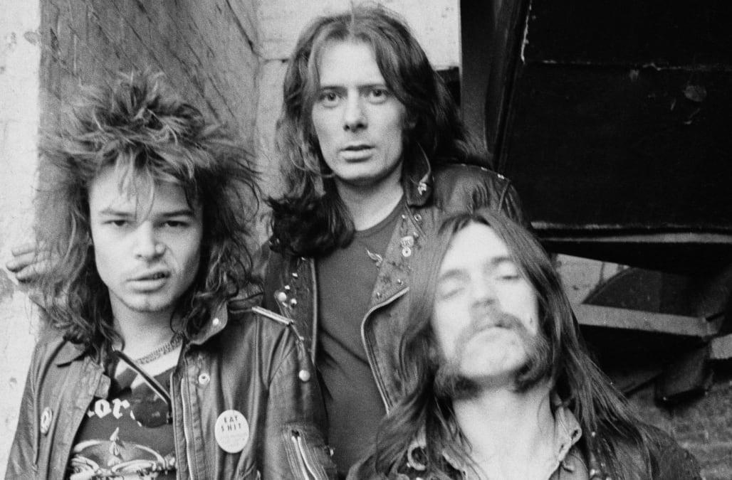 Fast' Eddie Clarke, Motorhead guitarist, dies at 67 - AOL