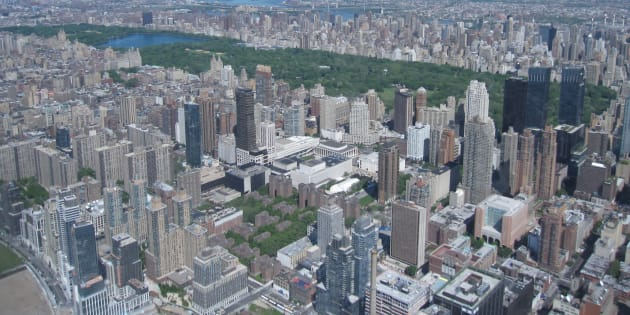Rouler dans Manhattan pourrait devenir payant.