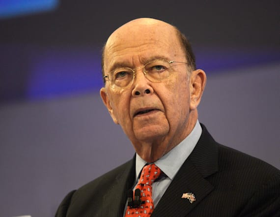 Trump slams Wilbur Ross for sleeping in meetings