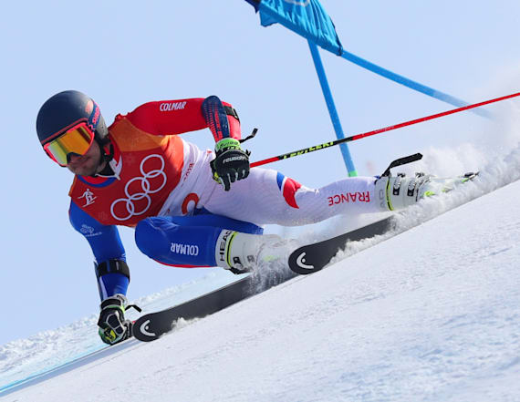 French skier sent home for criticizing his own team