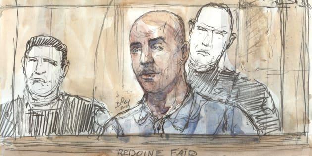 Redoine Faïd condamné à 25 ans de réclusion criminelle — Mort d'Aurélie Fouquet