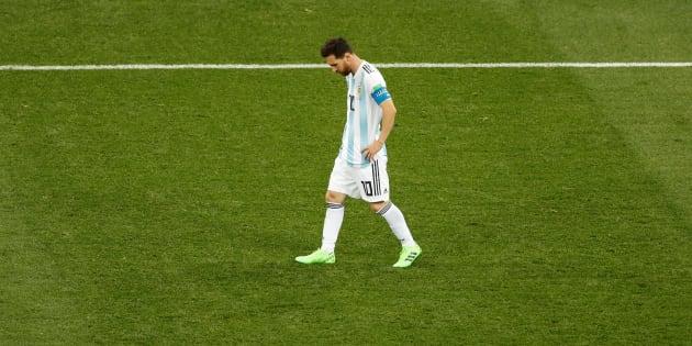 Argentine - Croatie à la Coupe du Monde 2018: le résumé et les trois buts croates qui éliminent (presque) l'Argentine