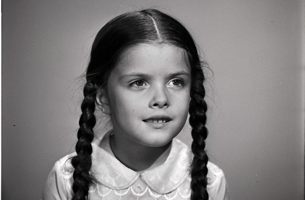 Lisa Loring Who Played Wednesday Addams On The Addams