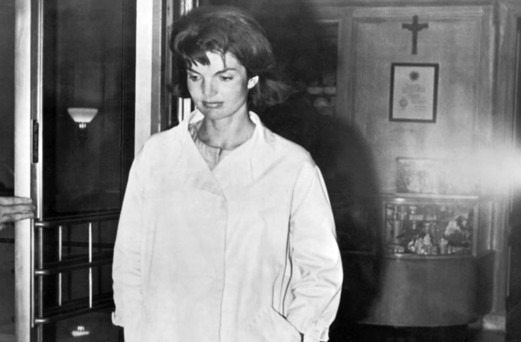 2cdfeeecf4 Jackie Kennedy had a strict diet of boiled eggs and cottage cheese ...