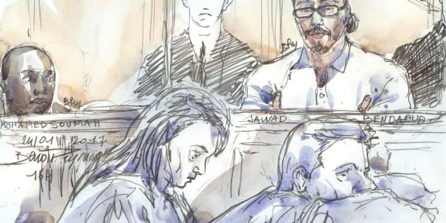 """Au procès de Jawad Bendaoud, les proches des victimes exigent du """"respect"""""""
