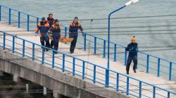 Un avión del ejército ruso se estrella en el mar