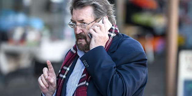 Derryn Hinch will be joining the Senate.