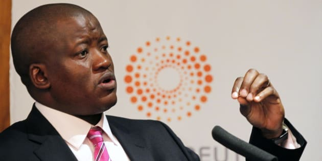 South African Treasury Director-General Lungisa Fuzile.