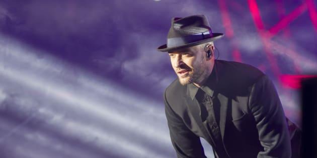 Justin Timberlake annonce la sortie d'un nouvel album