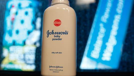 Johnson & Johnson Knew Baby Powder Had Asbestos For
